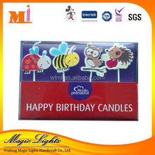Cute Animal Shaped Birthday Candle