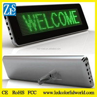 New fascinating led ad display Optoelectronic displays Electronic Components