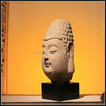 China Manufacturer Plastic Resinggiant Buddha Statue With Fat Face