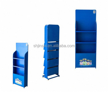 China Factory Customer Size Metal Hook Display Stands
