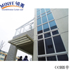 Aluminum system ventilated facade structural glass curtain walls