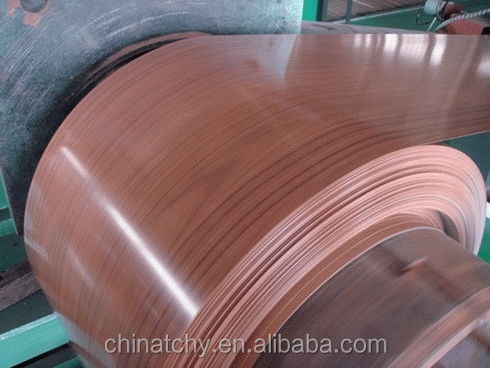Beijing supplier 3000 series PE PVDF color coated kitchen aluminum coil
