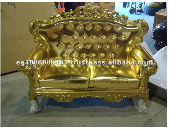 Superbe Gold Sofa   Buy Gold Sofa,French Sofa Furniture,Sofa Bed Product On  Alibaba.com