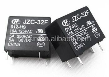 Jzc-32f-012-hs Jzc-32f/012-hs3(555)hf32f-012-hs Hongfa Relay