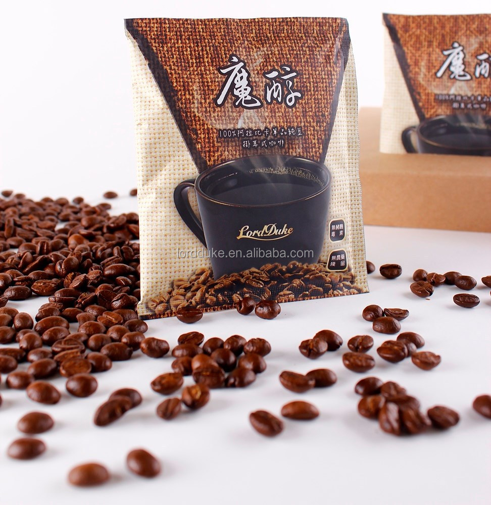 Magic Feeling Instant Drip Coffee Bag Thailand