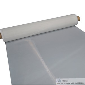 140T 100% Polyester Screen Printing Silk Mesh / Bolting Cloth