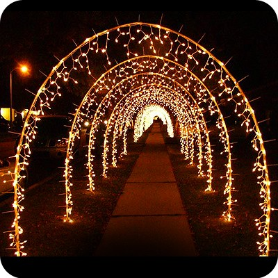 Unique Outdoor Christmas Lights