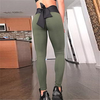 b789ca094f334d Women Leggings Gym Fitness Workout Skin Tight Printed Yoga Pants with Tummy  Control