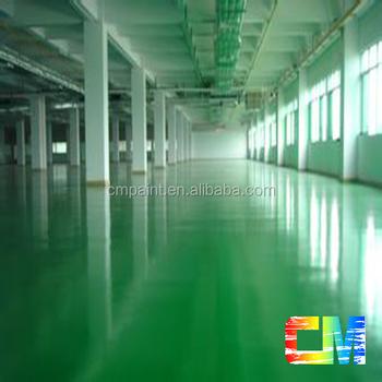 Anti Slip Epoxy Floor Paint Acid Resistant Resin Coating Plastic Shoes Factory