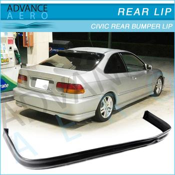 FOR 96 98 Honda Civic EK 2/4 Door (PU) Tr Style