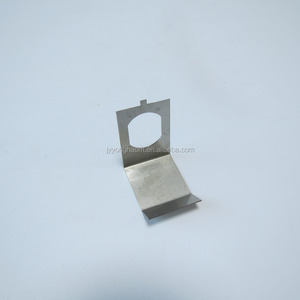 Custom corner code link furniture connection fixture metal stamping parts