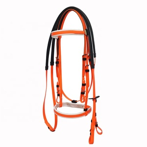 Stocked Equestrian Products, Fancy Pvc Horse Bridle And Rein