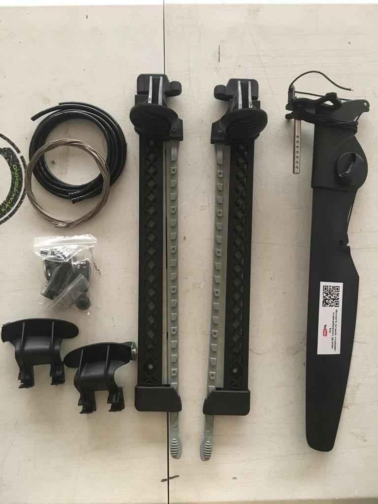 Buy Necky Single Touring Rudder Kit in Cheap Price on