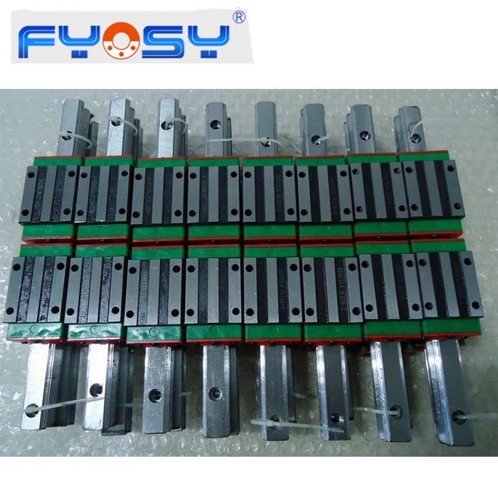 High precision thk linear bearing HGH15CA HGH15 HG15 15mm linear guide and rail
