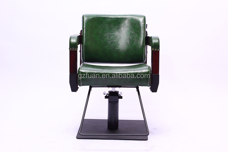 new style popular synthetic hydraulic barber chair koken
