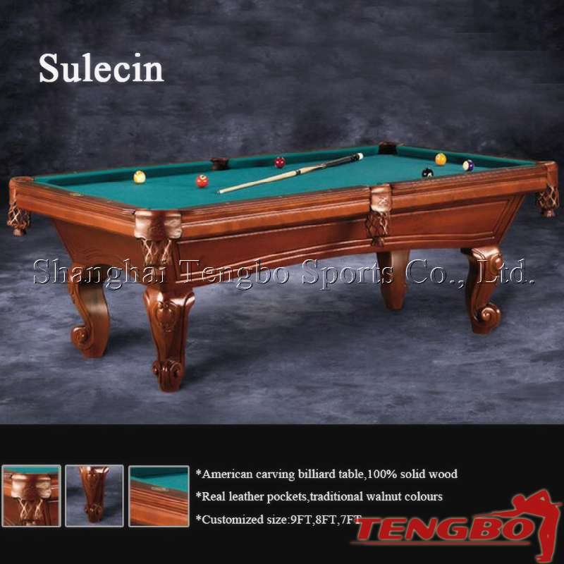 International Standard Size Pool Table Whole Suppliers Alibaba