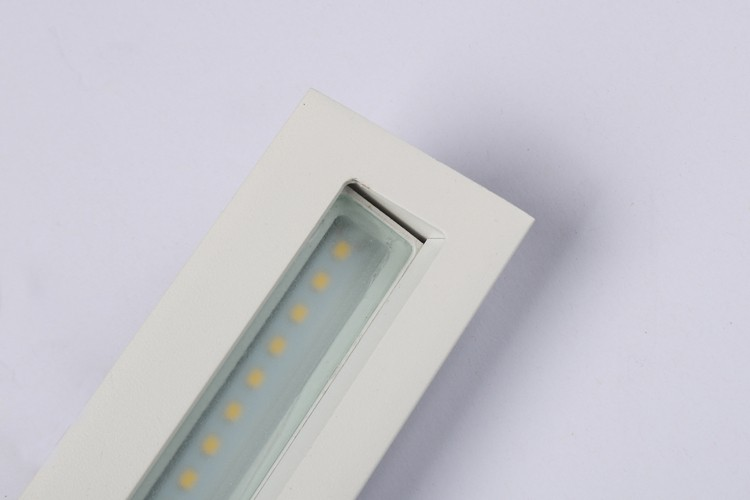 Waterproof 4w Recessed Led Outdoor Wall Light & Lights Fixture ...
