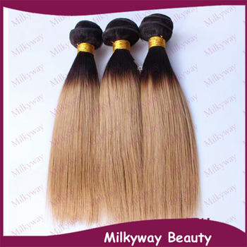 Milkyway top quality cheap wholesale 1b27 blond two tone ombre milkyway top quality cheap wholesale 1b27 blond two tone ombre virgin peruvian hair human pmusecretfo Gallery