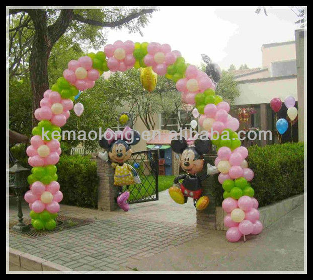 inflatable balloon arches for wedding