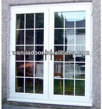 Foshan unique upvc french doors double swing door designs for Purchase french doors