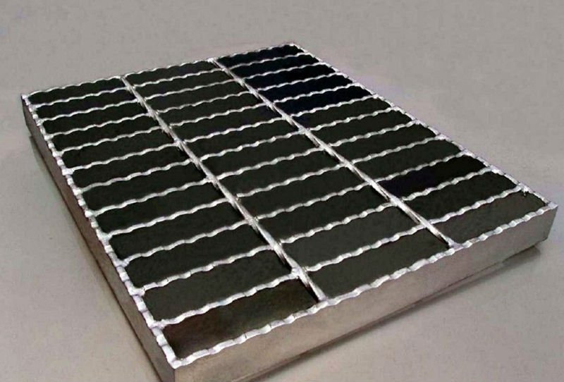 low carbon Steel Grating