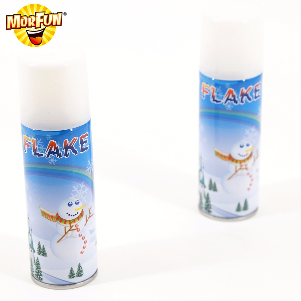 London Best Selling birthday parties decorations spray aerosol christmas spray decorations