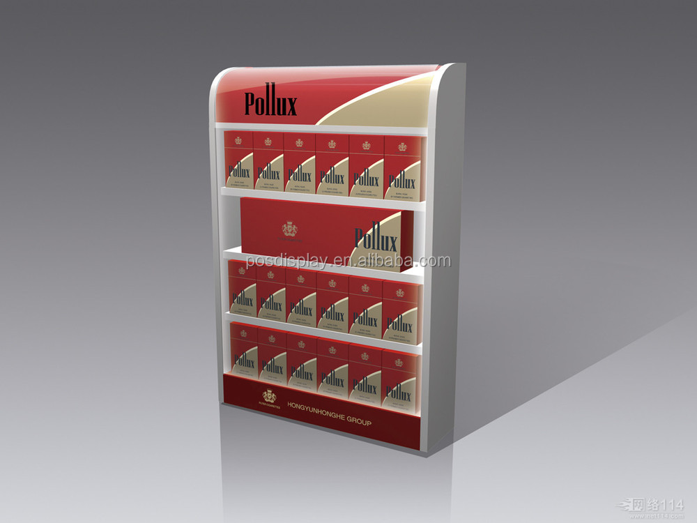 Acrylic Tobacco Display Stand /cigarette Display Stand On Sale ...