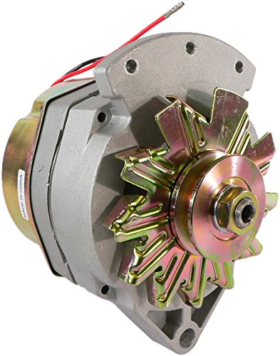 DB Electrical ADR0399 Alternator For Marine Applications Replaces Motorola lester 8907 /70-01-8907