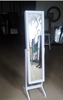 Big mirror cabinet jewelry dressing standing mirror