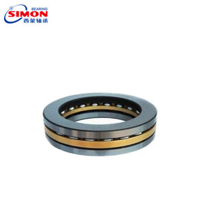 High Quality Original Open Type SKF Thrust Ball Bearing Using In Application In Motor 51311 SKF Thrus Ball bearing