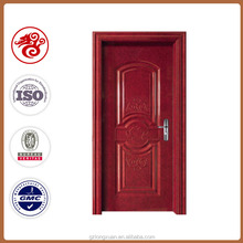 high quality interior MDF door malemin entry single room door design