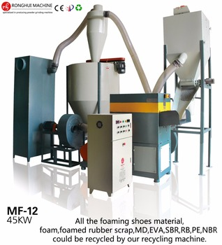 Full Automatic E Waste Tyre Disposal And Recycling Machine To Processing  Rubber Powder - Buy E Waste Recycling Machine,Waste Tire Recycling Rubber