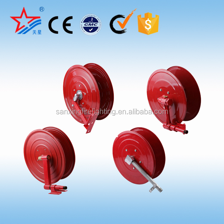 "Functional design 1' or 3/4"" fire hose reel price for shopping malls"