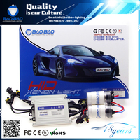 BAOBAO LIGHTING N5 55W HID ballast non Canbus12V HID Kits with Xenon Lamp D2s
