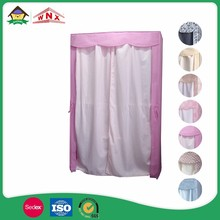 Oem Storage Fabrics Shoe Cloth Rack Wardrobe Closet Organizer