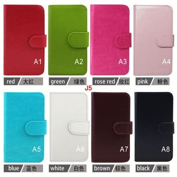 big sale c451f d4605 Flip Wallet Case Book Style Cover For Samsung Galaxy J5 J500f With Credit  Card Slots Leather Case For Samsung Galaxy J5 - Buy For Samsung Galaxy J5  ...