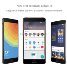 "Original Global Version OnePlus 3T A3010 5.5"" Snapdragon 821 Quad Core Smartphone 64GB NFC Mobile Phone"