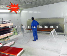 furniture spray booth /painting room/table painting machine