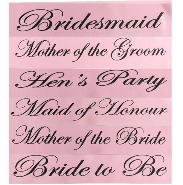 Bridal Pernikahan Aksesoris Bride To Be Sash Bridesmaid Sash Buy Bride To Be Sash Bridesmaid Sash Pengantin Menjadi Product On Alibaba Com