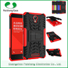 Combo hybird TPU PC hyun pattern 2 in 1 case for xiaomi redmi note 2 waterproof case