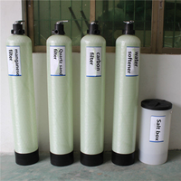 Guangzhou Manufacturers FRP tank/ fiberglass pressure vessel/ water filter tank in reasonable price