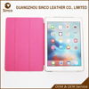 Factory price leather waterproof flip tablet case for ipad 2 3 4 case