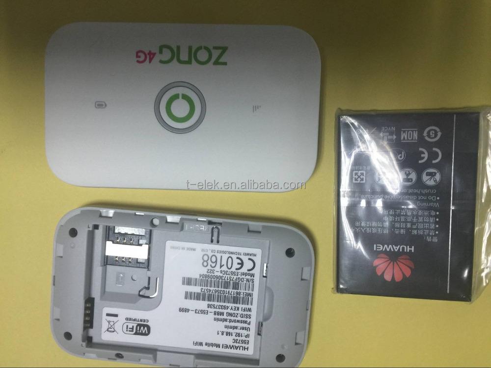 E5573C E5573CS-322 تسونغ شعار حار بيع 4 جرام الجيب wifi راوتر