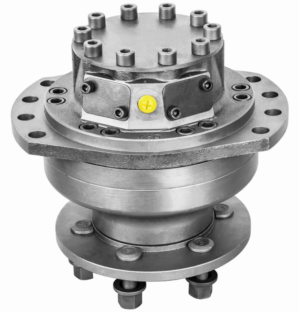 Poclain MS11 hydraulic motor