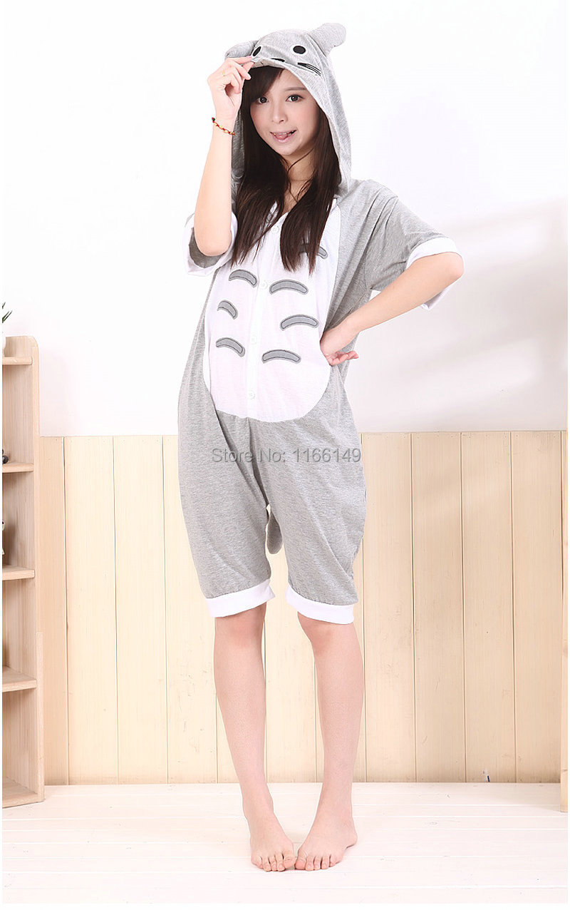 Buy Galesaur Summer for Adults Cartoon Animal Onesies Pajamas Jumpsuit  Hoodies Totoro Cosplay Costumes for Adult K03 in Cheap Price on Alibaba.com 87bf5ab80