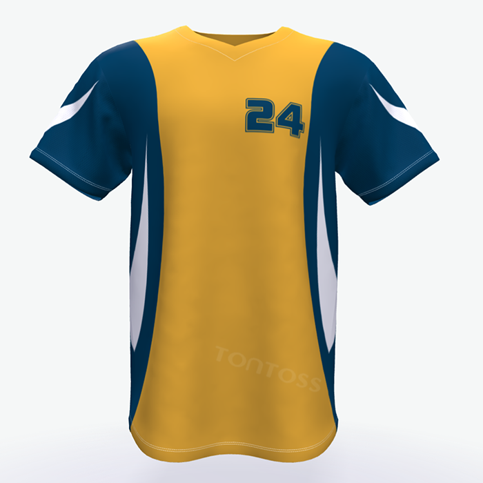 Custom honkbal uniformen, goedkope sublimatie clubs baseball jersey