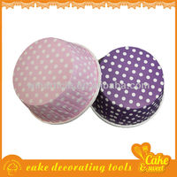 Greaseproof paper mini cupcake boxes