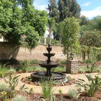 outdoor decoration 3 tier cast iron water fountains