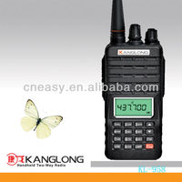 7W 10km long range Vhf Uhf with LCD display am fm cb radio