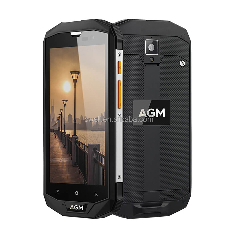 AGM A8 5.0 Inch 32GB ROM 4G LTE IP68 Waterproof Android Rugged Smartphone